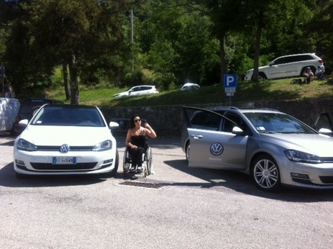 Mobility  Day Volkswagen a San Marino
