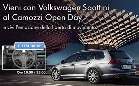 Volkswagen Mobility Day a Brescia