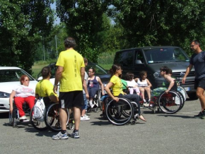 Volkswagen Mobility Day - Summer Camp 2015 di Varallo Pombia