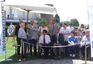 XXVII Campionato Italiano Targa Para-Archery