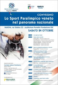Programma Convegno 24 Ottobre Padova