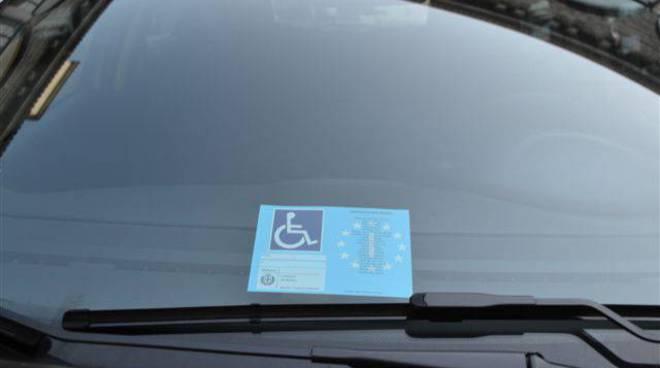 disabili disabilinauto contrassegno