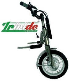 triride carrozzina disabili