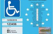 contrassegno invalidi auto disabilinauto