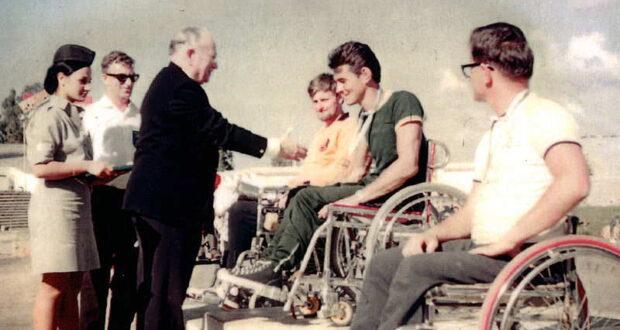Paralimpiadi Guttmann